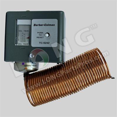 schneider manual reset thermostat freeze stat rh longpartspros com Barber Coleman Thermostats Barber Coleman Thermostat Cover